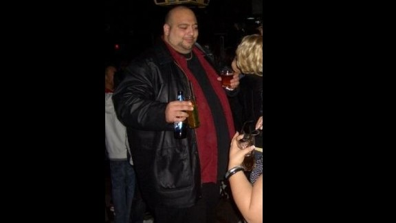In his early 20s, Colao began going out to bars to meet people. He was drinking too much and constantly eating unhealthy foods.