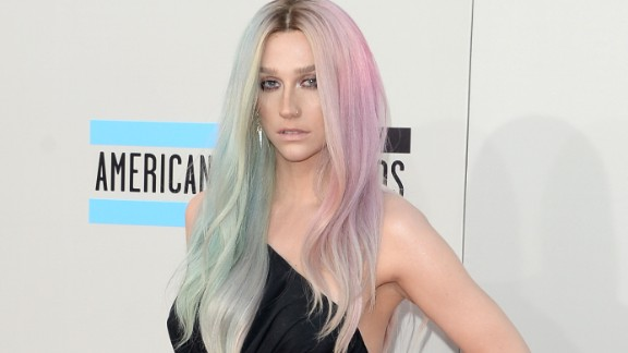 In January 2014, singer Ke$ha announced that she was seeking treatment for an eating disorder and canceled upcoming concert stops in order to stay on track.