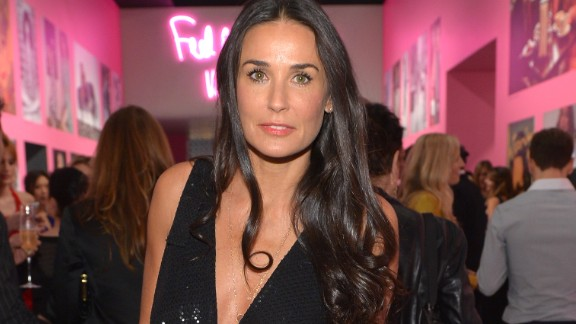 "After announcing her split from Ashton Kutcher in November 2011, Demi Moore was under such stress that she pulled out of a film project and went to rehab the next January. ""Demi has chosen to seek professional assistance to treat her exhaustion and improve her overall health,"" her rep said at the time."