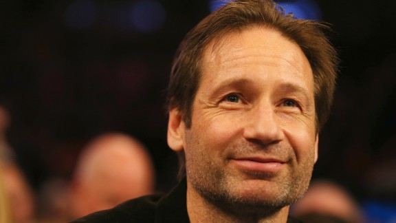 "David Duchovny admitted entering rehab for sex addiction in 2008, saying in a statement at the time that he ""voluntarily entered a facility for ... treatment."" Interestingly, he was simultaneously portraying a womanizing writer on Showtime's ""Californication."""