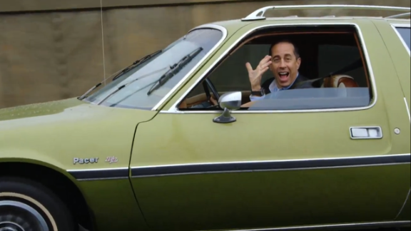"""Now, Seinfeld is considered an elder statesman of comedy and has a successful Web series, <a href=""""http://comediansincarsgettingcoffee.com/"""" target=""""_blank"""" target=""""_blank"""">""""Comedians in Cars Getting Coffee."""" </a><a href=""""http://www.cnn.com/2014/02/03/showbiz/tv/seinfeld-super-bowl-reunion/index.html"""">An ad with former co-star Jason Alexander</a> aired during the 2014 Super Bowl and furthered speculation that a """"Seinfeld"""" reunion might be in the works."""