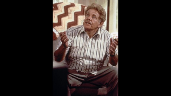 Jerry Stiller played George's long-suffering father, Frank Costanza -- a role that took his fame as a comic actor to new heights.