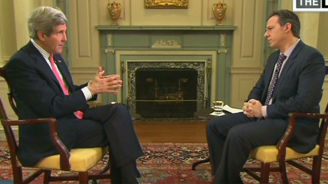 Kerry: Iran is not open for business