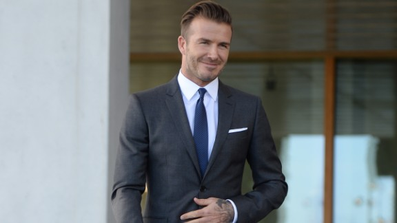 """Since retiring from soccer, Beckham has tried his hand at acting. It was announced in March that <a href=""""http://www.bbc.com/news/entertainment-arts-26613554"""" target=""""_blank"""" target=""""_blank"""">he will appear in a special edition of the UK classic sitcom, """"Only Fools and Horses,</a>"""" to raise money for a good cause."""