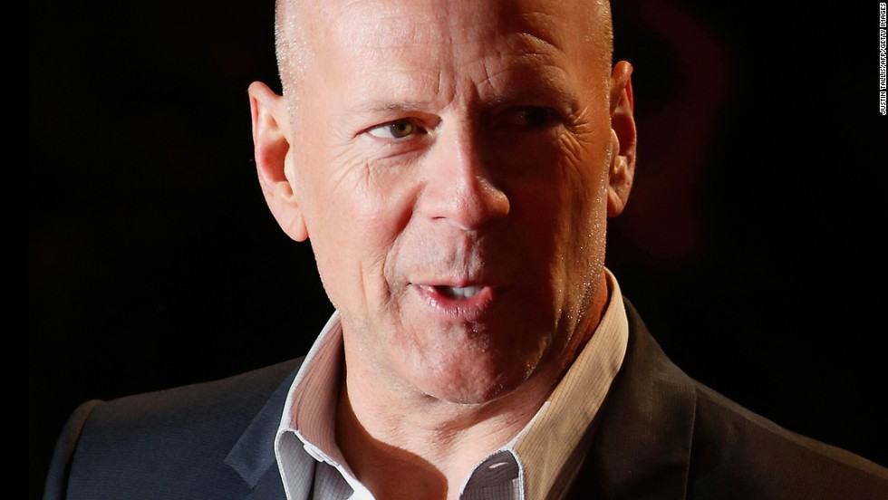 Another son of a serviceman, Bruce Willis was born in Idar-Oberstein in what was then West Germany. (Incidentally, his first name is Walter.) His mother was German. When he was very young, his father moved the family to New Jersey, where Willis grew up.