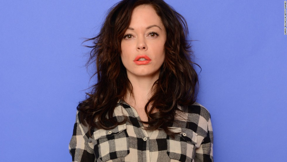 "Rose McGowan, best known for ""Charmed,"" was born in Italy, the daughter of two members of the Children of God religious sect. She didn't move to the U.S. until she was 10."