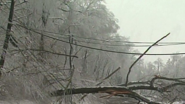 After storm, thousands without power