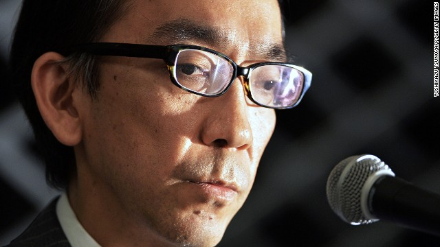 Music lecturer Takashi Niigaki admitted being the ghost-writer.