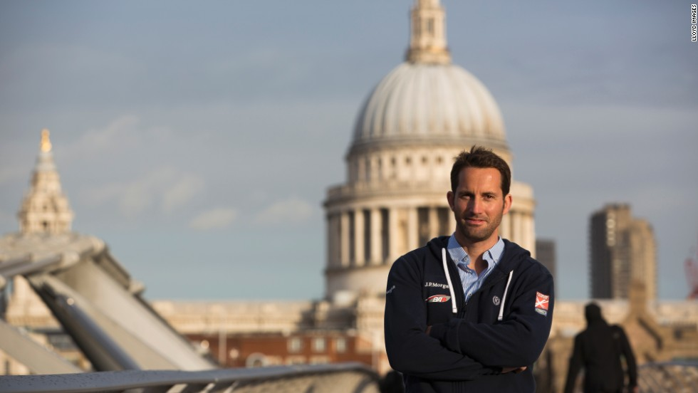 Perhaps the most high-profile entrant this year is America's Cup winner Ben Ainslie, who will skipper his own crew when the competition starts in Singapore.