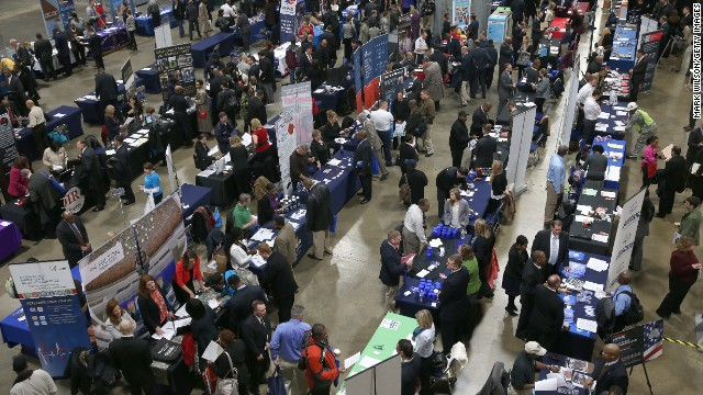 Fewer jobs created in Jan. than expected