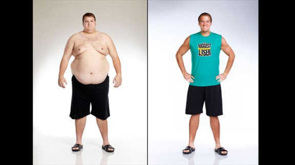 Patrick House began season 10 of the competition at 400 pounds. By the time he