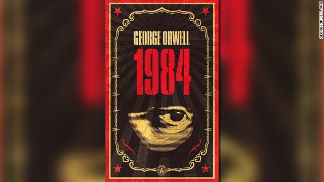 George Orwell's '1984' hits bestseller list again