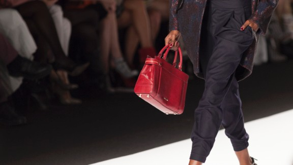 Rebecca Minkoff is just as known for her apparel as her accessories. She debuted her fall collection on February 8 in front of celebrities like singer Carrie Underwood and actress Anna Kendrick.