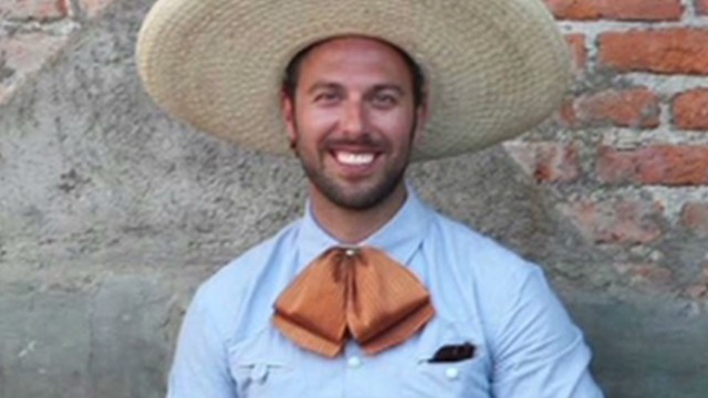 American adventurer missing in Mexico