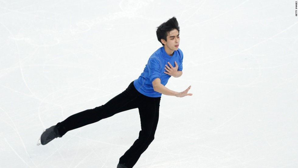 philippine figure skater  petes a first for southeast