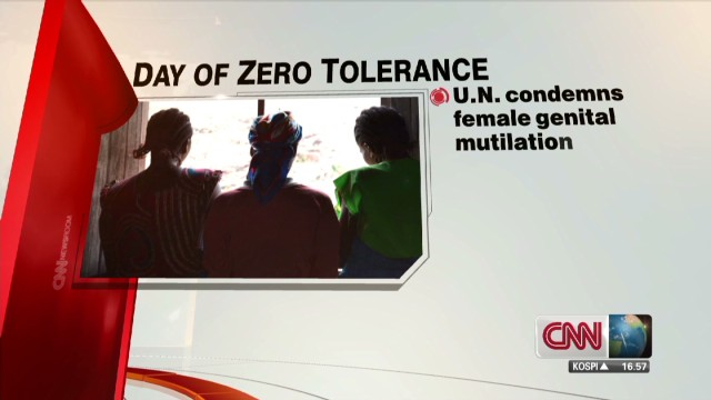 exp  CNNi Newsroom FGM No Tolerance Day_00002001.jpg