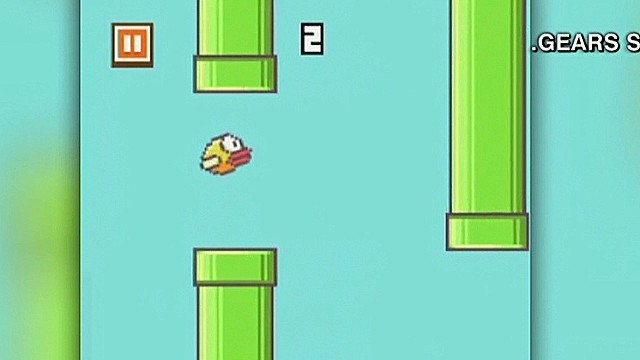 Say goodbye to 'Flappy bird' app