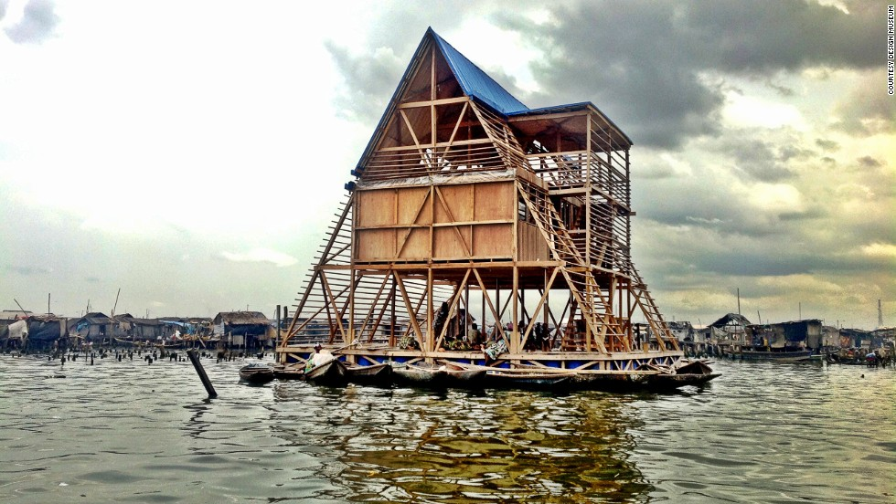 "What do a floating school in Nigeria, Kate Moss's favorite app, and a Lego timetable have in common? They have all been nominated for the international <a href=""http://designmuseum.org/exhibitions/2014/designs-of-the-year-2014"" target=""_blank"">Designs of the Year award,</a> held annually by London's <a href=""http://designmuseum.org/"" target=""_blank"">Design Museum</a> for the best in architecture, fashion, furniture, and product design. Scroll through the gallery to see some of our favorites.<br /><br /><em>Makoko Floating School, Nigeria</em><br /><br />This hovering structure, designed by the <a href=""http://www.nleworks.com/case/makoko-floating-school/"" target=""_blank"">NLÉ Makoko Community Building Team</a>, uses an innovative, cheap and sustainable approach to address the needs of the water community of Makoko, Nigeria. Located in the lagoon heart of the country's largest city, Lagos, its main aim is to create an ecological, alternative building system for the teeming population of Africa's coastal regions.<br /><br /><em>By <a href=""https://twitter.com/M_Veselinovic"" target=""_blank""><em></em>Milena Veselinovic<em></em></a>, for CNN</em>"