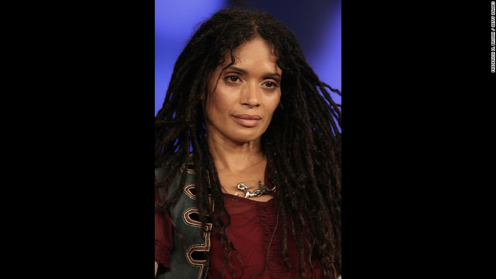 "Actress Lisa Bonet, best known for her role as Denise Huxtable on ""The Cosby Show"" and ""A Different World,"" is the daughter of a white Jewish mother and an African-American father."