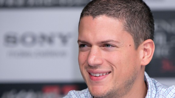 "Actor Wentworth Miller is the son of a black father and white mother. ""It"