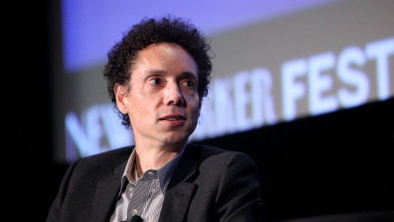 "Journalist Malcolm Gladwell is of Jamaican and Irish heritage. ""I"
