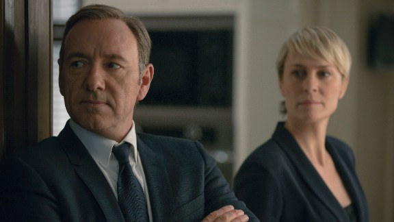 "Political thriller ""House of Cards"" may be binge-worthy by design as a Netflix original series that comes out one season at a time. But some recommend only watching a few episodes in each sitting to better savor the saga of Frank and Claire Underwood"