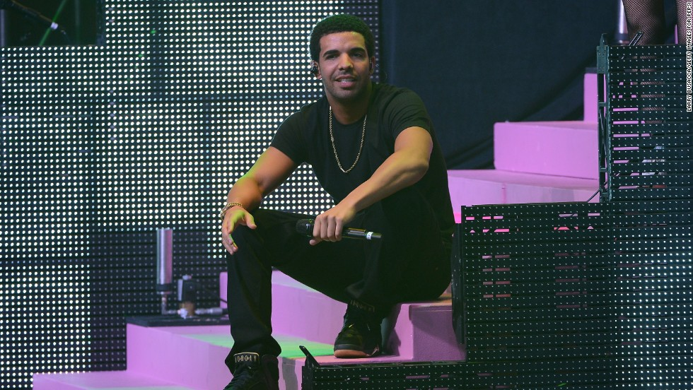 "Rapper Drake is the son of a black father and a white Jewish mother. ""I'm all mixed up, and people embrace that,"" he told the <a href=""http://blogs.villagevoice.com/music/2011/11/drake_interview_asap_rocky_nelly_battle_rap.php"" target=""_blank"">Village Voice</a>."