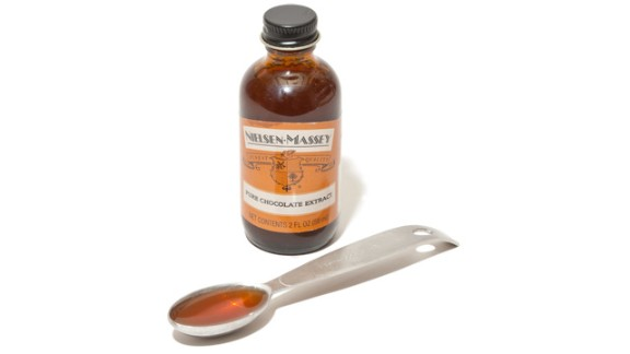 Chocolate Extract -- Vanilla extract is a staple in every baker