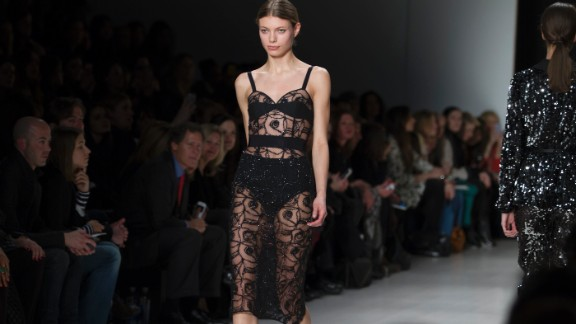 """The Milly by Michelle Smith fall collection was inspired by """"off-duty ballerinas."""""""