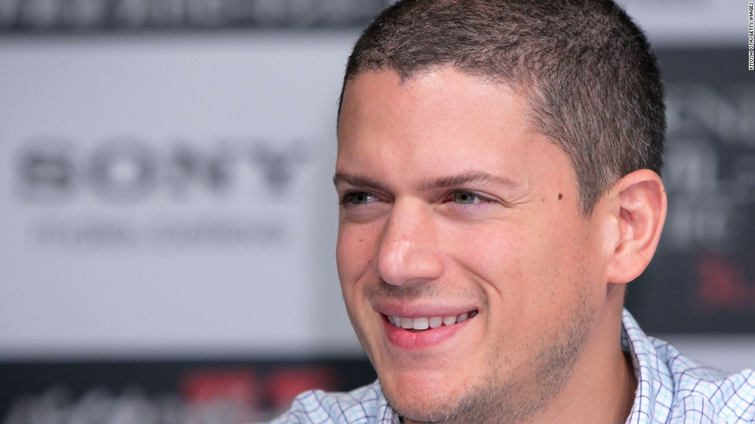 "Actor Wentworth Miller is the son of a black father and white mother. ""It's very easy to be the young Tom Cruise, because Hollywood knows what to do with you,"" he told People magazine in 2006. ""But if you're someone who's bringing something slightly left of center to the table, you're not a sure thing."""