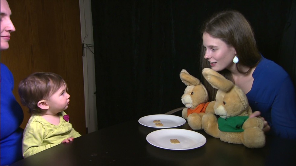 Video Quiz: Do babies see good and evil? - CNN Video