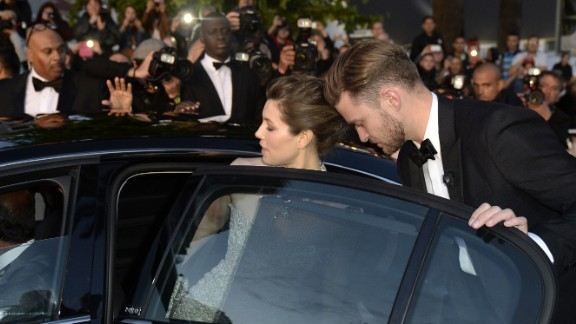 """Justin Timberlake on the importance of details: """"My beautiful wife (taught me) patience and the little things, like just putting the dishes in the dishwasher. It goes a long way. Fellas, you're welcome."""""""