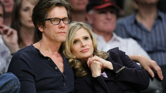 "Kevin Bacon on how to stay married: ""Keep the fights clean and the sex dirty."""