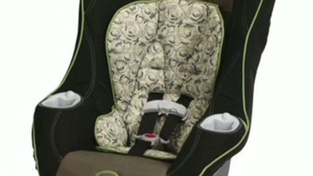 3.7 million Graco car seats recalled due to buckle issue - CNN