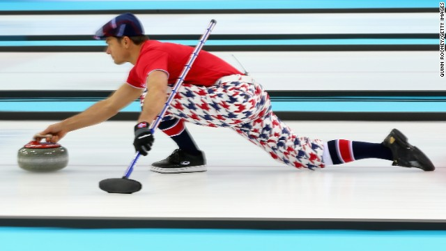 Thomas Ulsrud, fashion icon.