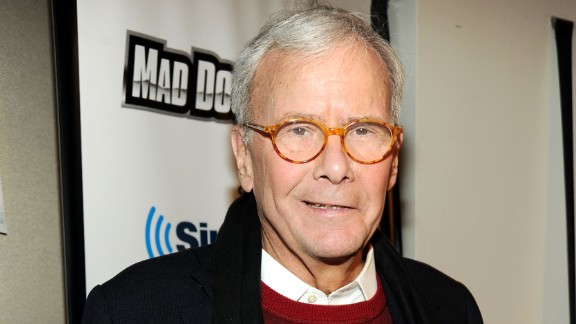 Famed journalist Tom Brokaw revealed in February 2014 that he had been diagnosed with multiple myeloma, a cancer that affects blood cells in the bone marrow.