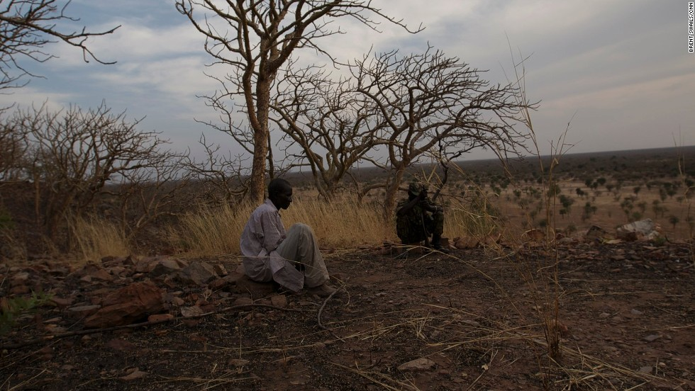 Djimet Seid returns to the spot where six of his fellow African Parks employees were gunned down by Sudanese poachers.