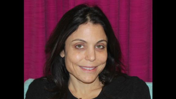 "Talk-show host Bethenny Frankel tweeted a picture of herself without makeup in February 2014. ""This is my 'it's Monday' face, which looks very similar to my 'I'm exhausted and it's only Monday' face,"" she wrote."