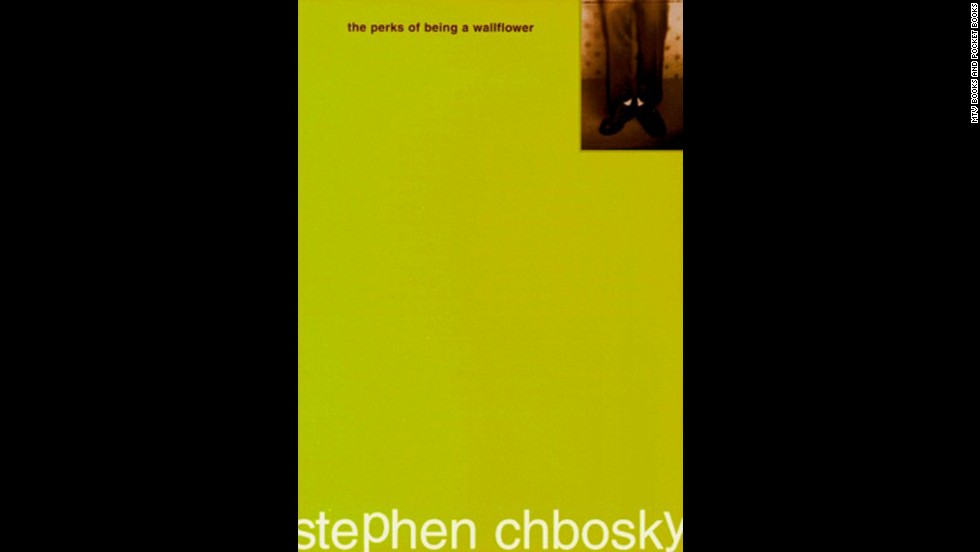 """The Perks of Being a Wallflower"" by Stephen Chbosky"