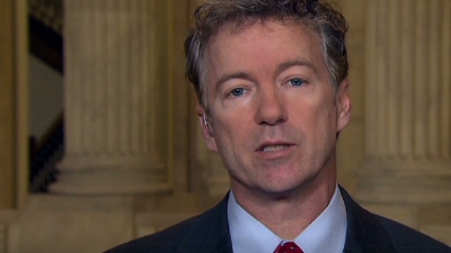 Sen. Paul files suit against NSA, Obama