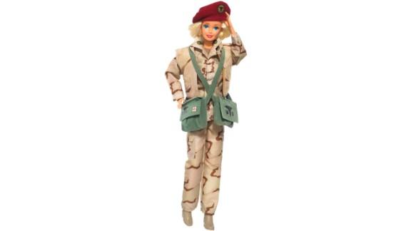 Army medic, 1993