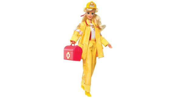 Firefighter, 1995