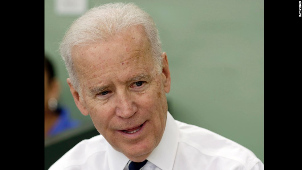 After attending a private fundraising event in Florida, Joe Biden made an unscheduled stop at Allen's drugstore and S&S Diner in Miami in February 2014, where he held an impromptu discussion on Obamacare with a group of women.
