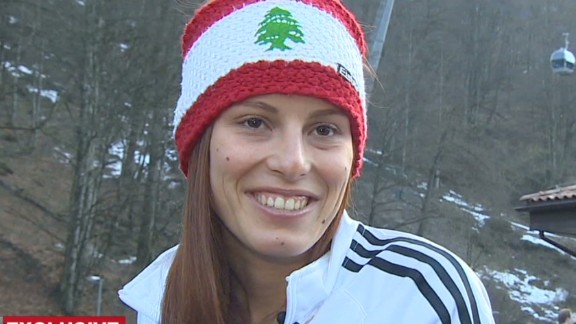 Olympic skier: No regrets about nude pics - YouTube