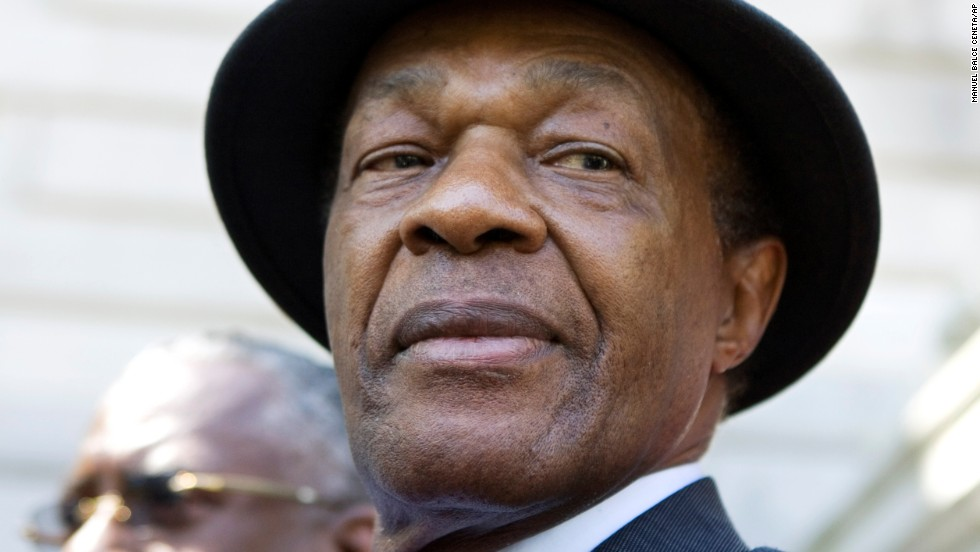 Marion Barry can be considered a symbol of political disgrace and political resurrection. There was the infamous 1990 drug conviction, a six-month jail sentence and a 2005 guilty plea to misdemeanor tax charges. He was stripped of virtually all executive power when Congress created a control board to oversee the city's financial operations after his drug conviction. Barry overcame the scandal and reclaimed his office in 1994. In 2009, while Barry was serving on the city council, U.S. Park Police arrested him on what they said was suspicion of stalking, but prosecutors later declined to pursue the case.