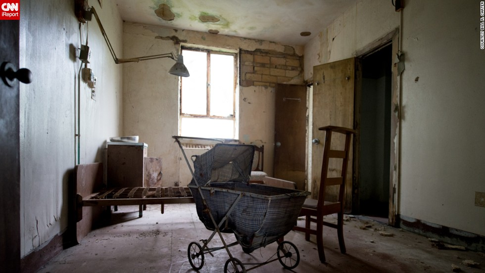 Urban explorers' indulge a fascination for abandoned