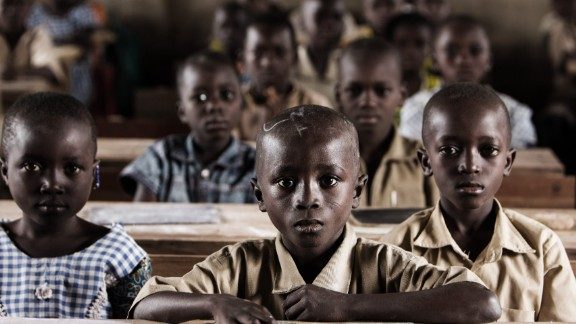 The company has helped to build schools in the Ivory Coast as part of its Cocoa Plan.