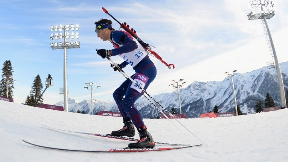 Norway also has the Winter Games' most decorated male athlete in Ole Einar Bjoerndalen. The 40-year-old biathlete added two golds to his tally for 13 overall, one more than compatriot Bjoern Daehlie.