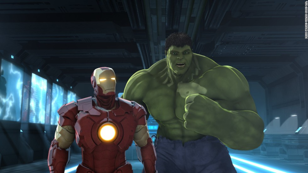 "While you wait for a new ""Avengers"" movie to arrive in theaters, Netflix has some ""Marvel""-ous options. The animated film <strong>""Iron Man & Hulk: Heroes United""</strong> will soon be added to the service. (Available February 16.)"