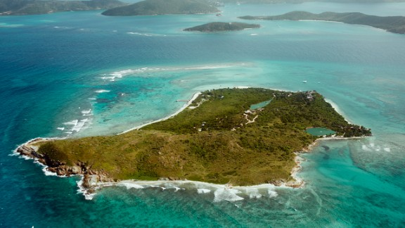 """Necker Island is Richard Branson's private resort in the British Virgin Islands. The billionaire entrepreneur opened up his home to Australian fashion and celebrity photographer Russell James for his new book, """"A Virgin Island."""""""